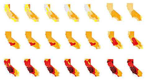 Related story: 190 drought maps reveal just how thirsty California has become   phenotyping   Scoop.it