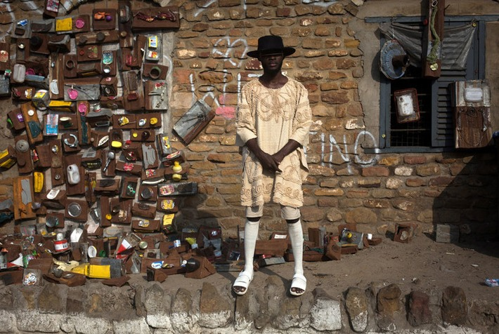 Ghana's contemporary art hits the streets | Art Daily | Kiosque du monde : Afrique | Scoop.it