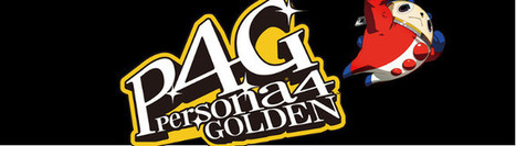 Persona 4 titles go on sale, Persona 4 Golden anime announced for ... | Anime | Scoop.it
