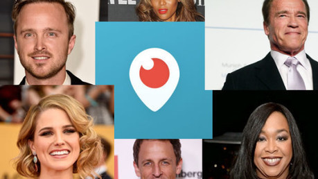 Periscope Widens Its Influencer Pool With VIP Program | CorpComm | Scoop.it