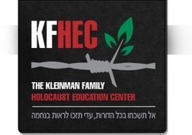 Key personalities at the Kleinman Family Holocaust Education Center | Elly Kleinman's Scoops | Scoop.it