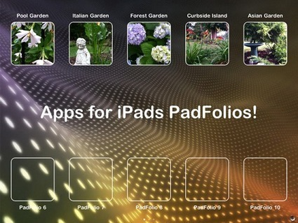 PadFolios Makes Photo Portfolios a SNAP! | e-Portfolios in practice | Scoop.it