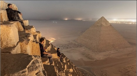 On Top of the Pyramide | Égypt-actus | Scoop.it