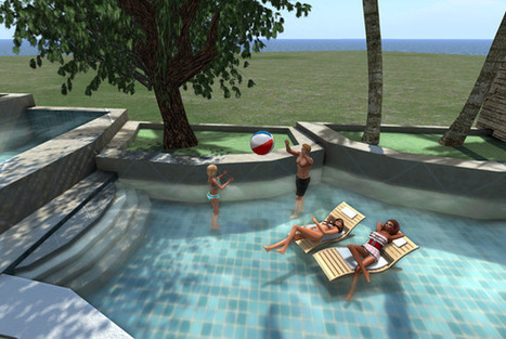 How the makers of Second Life are using VR to build the next generation of virtual worlds | Musings on the Metaverse | Scoop.it