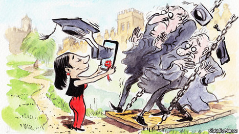 The attack of the MOOCs | The Economist, Higher Education | Open learning news | Scoop.it