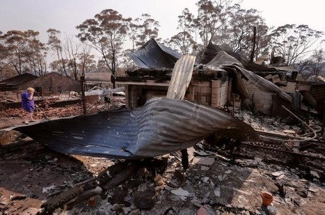 Australia, U.N. spar over wildfires and climate change | Sustain Our Earth | Scoop.it