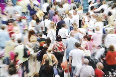 Is population growth out of control? | AP Human Geography Digital Knowledge Source | Scoop.it