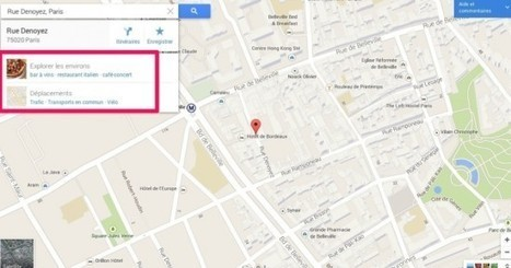Google Maps et le tourisme   Tourisme et Patrimoine de demain   Scoop.it