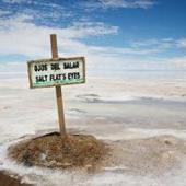 La solución al exceso de plástico podría estar en el mayor desierto ... - Lainformacion.com | Ciencia y Tecnologia | Scoop.it