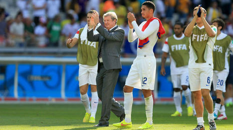 England set for rankings plummet after poor World Cup | FIFA World Cup Brazil 2014 | Scoop.it