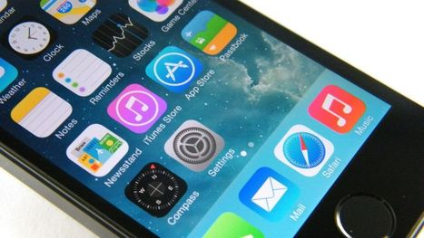 Behind-the-scenes iPhone 6 part tells of phone's expanding size | iPad iPhone Mac Apps gone free | Scoop.it