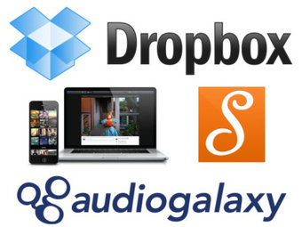 Dropbox s'Agrandit avec AudioGalaxy &SnapJoy   Actualité Webmarketing, Buzz & Innovation   Scoop.it