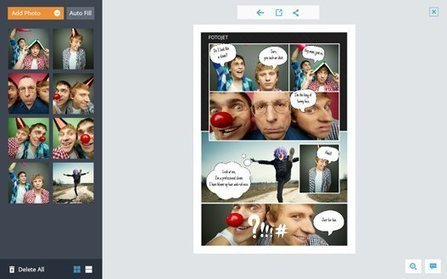 Photo Comic Maker - Make Funny Photo Comic Online for Free | Internet Tools for Language Learning | Scoop.it