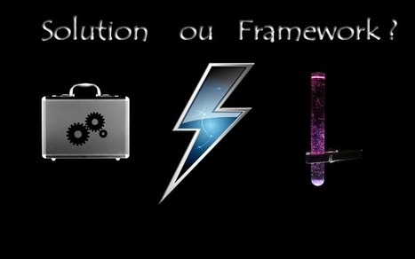 Vaut-il mieux un framework ou une solution e-commerce | PIM & SaaS | Scoop.it