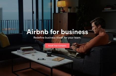 AirBnB fait le forcing sur le voyage d'affaires | HOTELS & TOURISME | Scoop.it