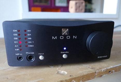 Test CNA/ampli casque Moon by Simaudio Neo 230HAD : au Québec, on ne rigole pas avec la qualité, la musique… et le français | ON-TopAudio | Scoop.it