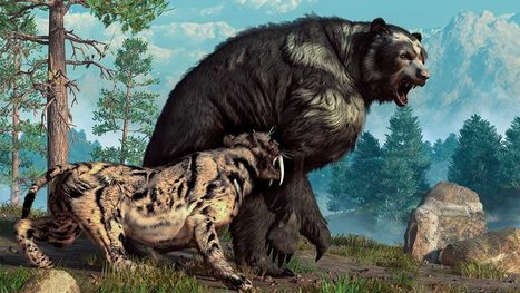 Rising temperatures and humans were a deadly combo for #ancient South American #megafauna #history #science | Limitless learning Universe | Scoop.it
