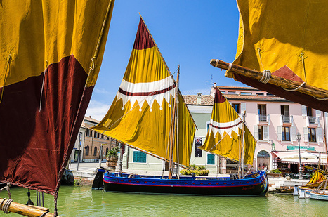"The Other ""Little"" Venice built by Leonardo DaVinci 