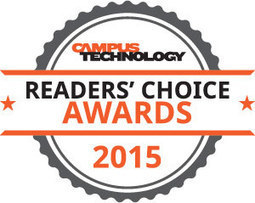 Campus Technology 2015 Readers' Choice Awards | Teaching in Higher Education | Scoop.it