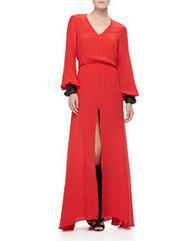 Philo Slit-Front Dress | men's fashion | Scoop.it