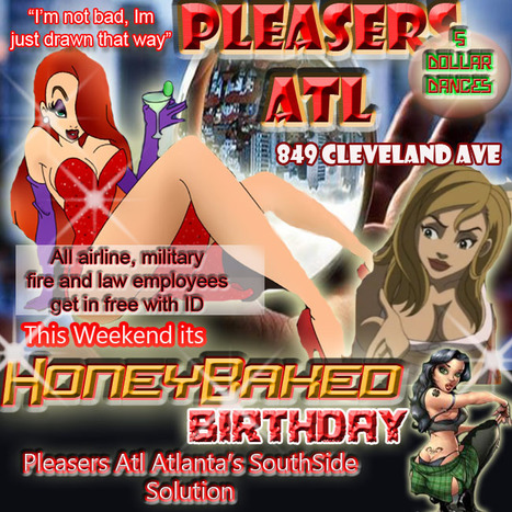 @PleasersAtl 849 Cleveland Ave.....LetsGo | GetAtMe | Scoop.it