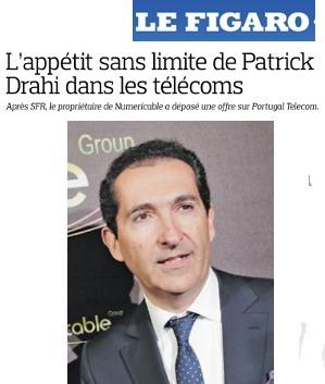 Drahi s'allie au Figaro pour racheter l'Express | DocPresseESJ | Scoop.it