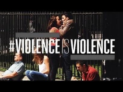 Com reacciona la gent davant la violència contra el gènere masculí? #ViolenceIsViolence | Escola i Educació 2.0 | Scoop.it