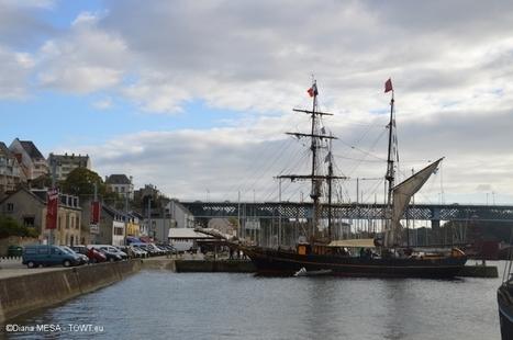 TOWT - TransOceanic Wind Transport | Transport à la voile | Voyages et Gastronomie depuis la Bretagne vers d'autres terroirs | Scoop.it