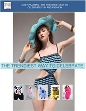 Cosy Pajamas- The Trendiest Way to Celebrate Fun and Fashion | Shopping | Scoop.it