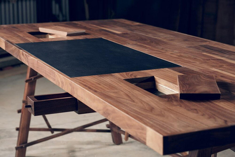 A Wooden Web | L'Etablisienne, un atelier pour créer, fabriquer, rénover, personnaliser... | Scoop.it