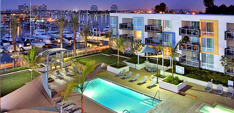 The Tides & Waters Edge, Marina del Rey Location Page | Marina Del Rey rental apartments | Scoop.it