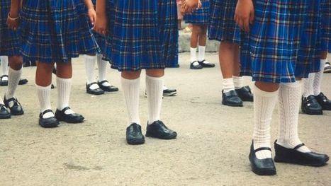 Una veintena de asociaciones se une contra la falda obligatoria en el uniforme del colegio | Educación 2.0 | Scoop.it