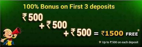 Rummy Welcome Bonus | Rummy Cards Games | Rummy Online 24x7 - Classic Rummy | Rummy Cards Game | Scoop.it