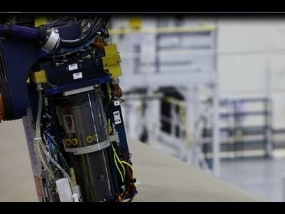 At the Heart of the CSeries - Assembling the Fuselage Using Robots | aeronautic | Scoop.it