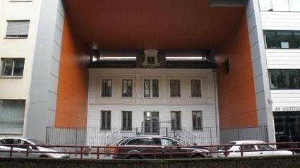 """La maison Valla, une """"folie"""" lyonnaise   L'observateur du patrimoine   Scoop.it"""