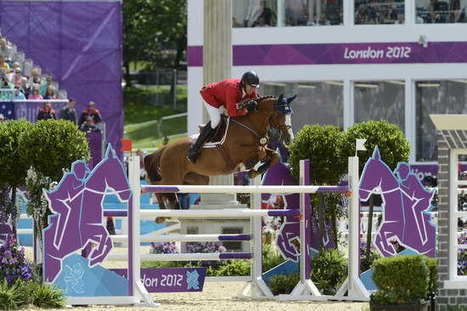 Olympic jumping team medal to be decided today; Saudis lead going into last round | Equestrian Olympics 2012 | Scoop.it