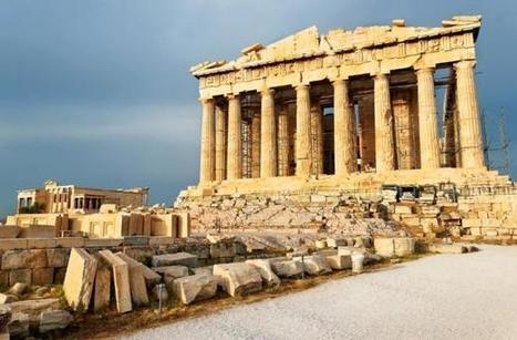 Millones de monedas de plata pudieron haber sido guardadas en el ático del Partenón | Mundo Clásico | Scoop.it