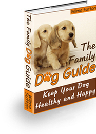 The Family Dog Guide | Smart eBooks | Scoop.it