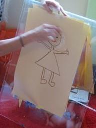 How to draw your mother! | Teach Preschool | Scoop.it