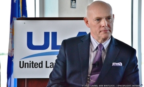 ULA's President, Tory Bruno talks company's future - SpaceFlight Insider | More Commercial Space News | Scoop.it