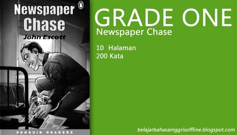 Learning English | Newspaper Chase - Grade One | Learning English | Scoop.it