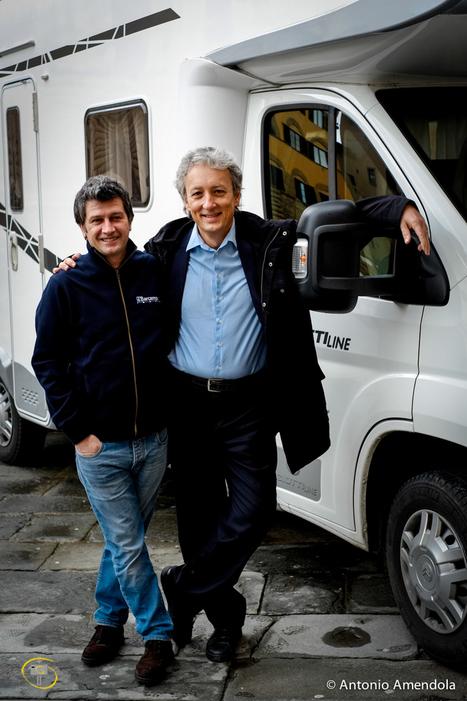 """Abbiamo comprato il camper di Renzi per cercare l'innovazione porta a porta   L'impresa """"mobile""""   Scoop.it"""