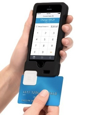 Square And Griffin Debut An Integrated Merchant Case And Holder For iPhones And Readers, Will Create More Accessories For Sellers | TechCrunch | Mobile Web Applications | Scoop.it