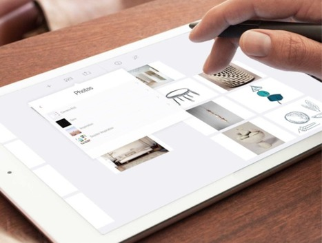 First look: Adonit's Forge app is built for iPad brainstorming | Visual Thinking | Scoop.it