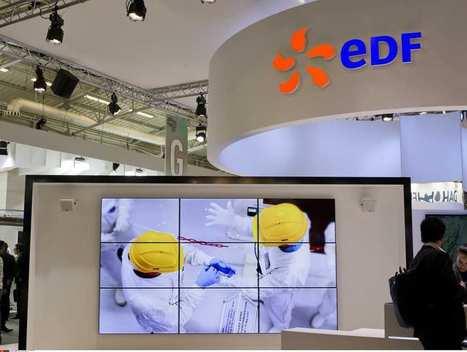 EDF affiche un bénéfice net en chute alors que le projet Hinkley Point reste sur le fil du rasoir - les Echos | Actualités écologie | Scoop.it