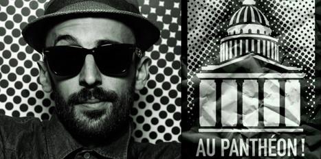 Le photographe JR vous fait entrer au Panthéon - Le Nouvel Observateur | Jérôme Legay | Photographies | Scoop.it