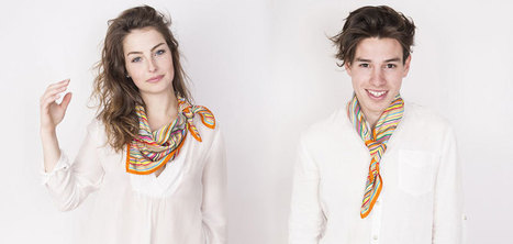 Foulards intelligents • Blog'n'roll | Contenu pour mon Blog | Scoop.it