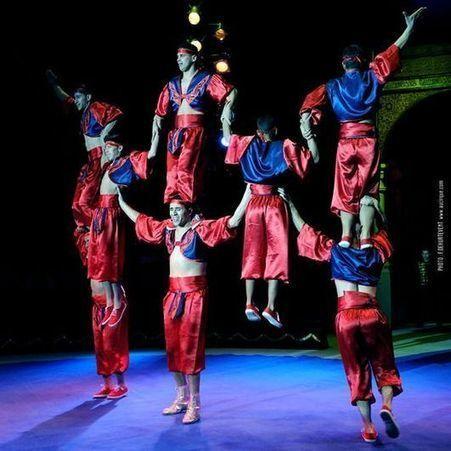 ACROBATES La brèche /Du 27 au 29 mars  Cirque a cherbourg ! - Cotentin webradio actu buzz jeux video musique electro clubbing dance  et webradio en live ! | Les news en normandie avec Cotentin-webradio | Scoop.it