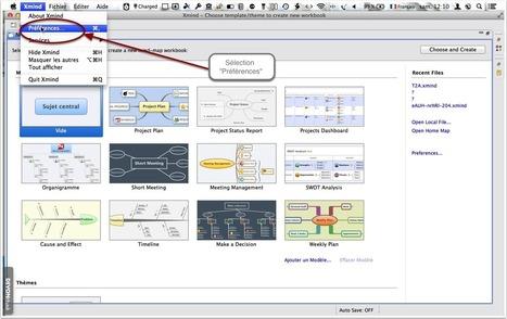 Créer des raccourcis clavier personnalisés sous Xmind | Medic'All Maps | Scoop.it