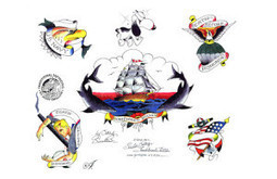 Military Tattoo | Tattoos home desing hairstyle fashion | Scoop.it